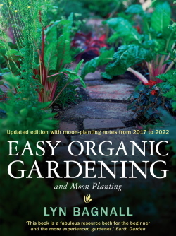 The 2017 Edition On My Book Easy Organic Gardening And Moon Planting Has Been Re Printed With Section Phases Best Days Updated To